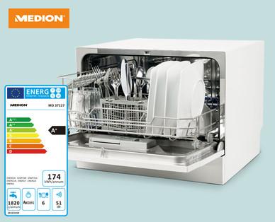 Medion Tisch-Geschirrspüler - günstigstes Gerät auf Geizhals