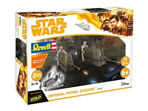 Star Wars Solo Imperial Patrol Speeder (Revell 06768)