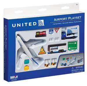 Airline Play Sets - United Airlines