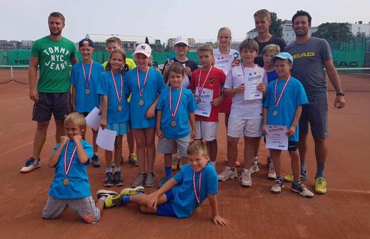 Tennissommercamp unter 200€ in Wien