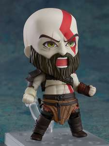 Gamestop: Kratos (God of War) Nendoroid