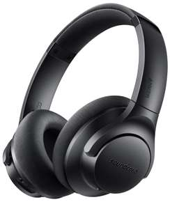 Soundcore Life 2 Bluetooth Kopfhörer, Over Ear, Active Noise Cancelling