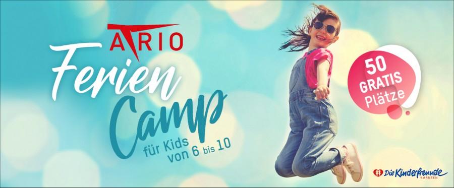 (Villach) Gratis Atrio-Feriencamp - 29.7.-30.7.2019