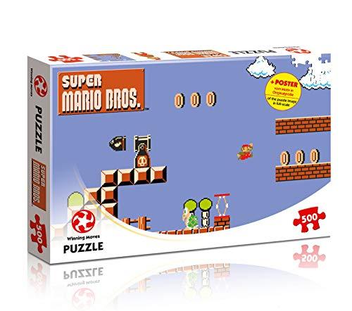 Super Mario Bros. Higher Jumper (Puzzle, 500 Teile) (10325)