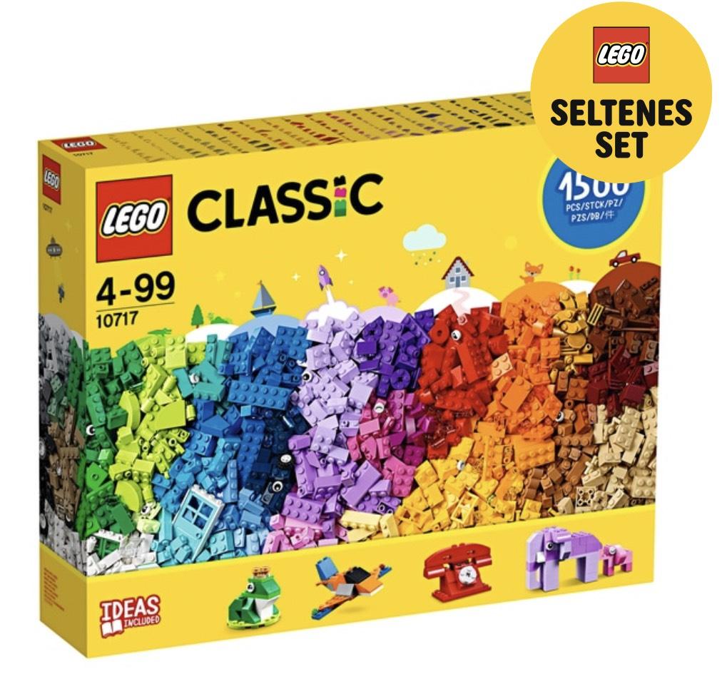LEGO Classic - Extragroße Steinebox (10717)