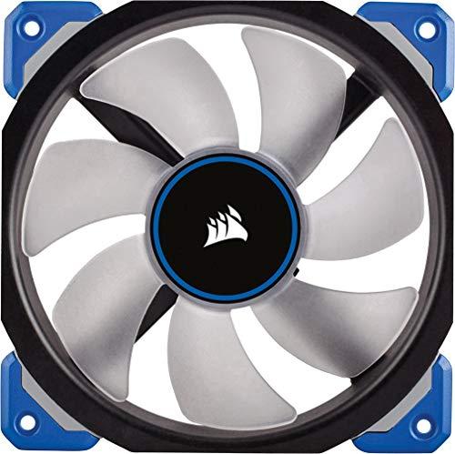 Corsair ML Series ML120 PRO LED Blue Premium Magnetic Levitation Fan, 120mm