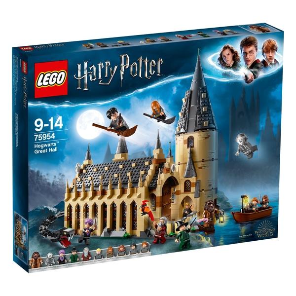 LEGO Harry Potter Die große Halle von Hogwarts