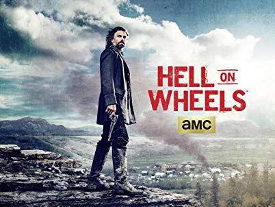 Hell On Wheels [OV] Staffel 4