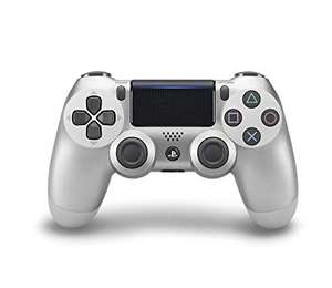 Sony DualShock 4 2.0 Controller, silber