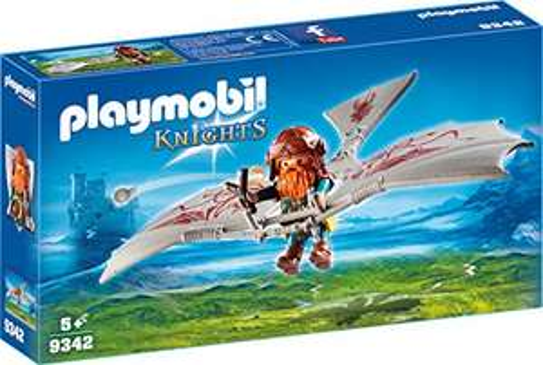 Playmobil Knights - Zwergenflugmaschine (9342)