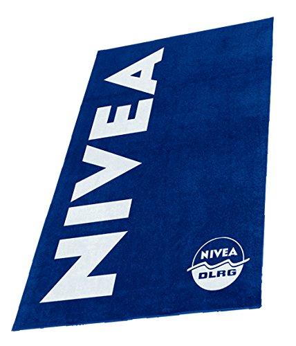 NIVEA und DLRG Handtuch, Gratiszugabe beim Kauf von zwei Nivea Produkten, Maße 140 x 70 cm (1 Stück)