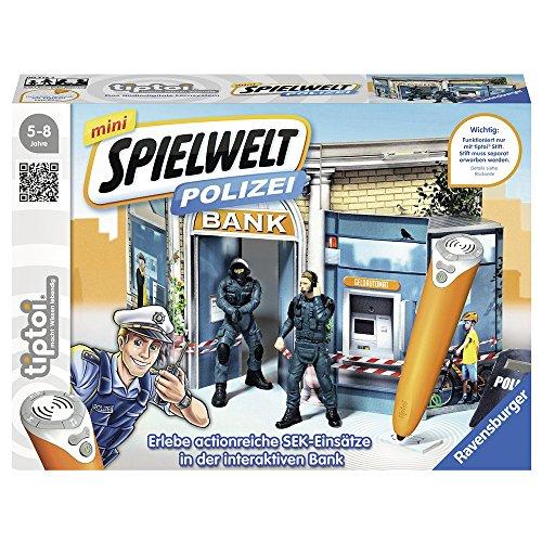 Ravensburger tiptoi Mini Spielwelt: Polizei SEK Einsatz
