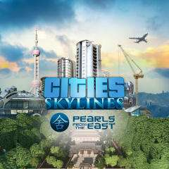 Cities: Skylines - Pearls From The East DLC (PS4 & Xbox One & Steam) kostenlos