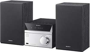 Sony CMT-SBT20 Micro-Systemanlage (CD, FM-Tuner, RDS, USB-Eingang, Bluetooth, NFC)