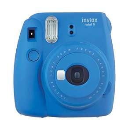 Fujifilm Instax Mini 9, dunkelblau