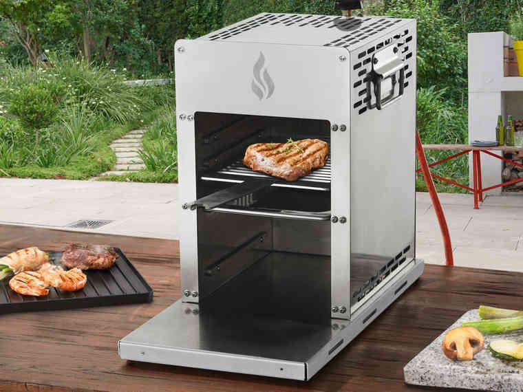 Hochtemperatur Oberhitze Grill