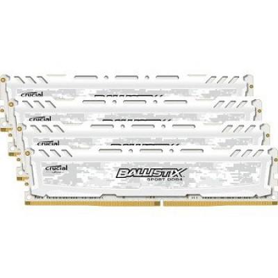 Crucial Ballistix Sport LT weiß DIMM Kit 16GB