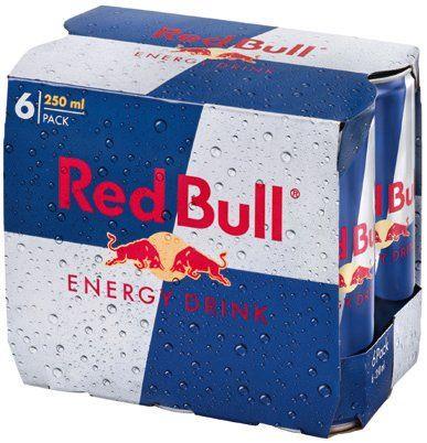 Red Bull 6er um 4,94€ mit CB