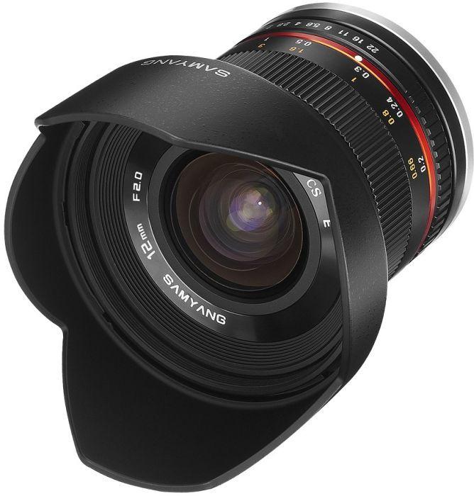 Samyang 12mm 2.0 NCS CS für Sony E