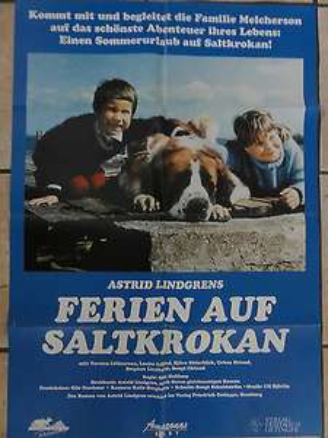 "Filmcasino: gratis Eintritt ""Astrid Lindgren: Ferien auf Saltkrokan"" am 22.08.2019"