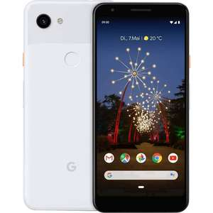 Google Pixel 3A XL 64GB, Clearly White