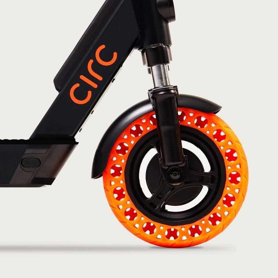 [Flash wird zu CIRC] 20 Minuten in Wien/Graz kostenlos E-Roller fahren