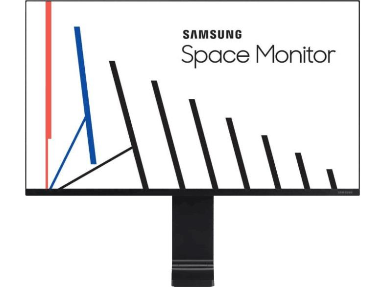 """Samsung Space - 27"""" Fenster zur Welt, mit tollem Design!"""