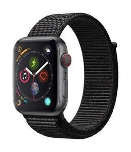 "Apple Watch ""Series 4"" (GPS, LTE, 44mm) mit Sport Loop"