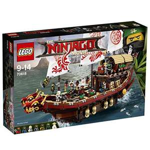 LEGO Ninjago Flugsegler (70618)
