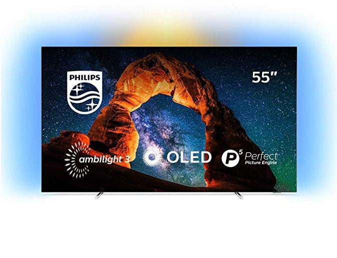 "55"" Oled TV Philips 55OLED803"