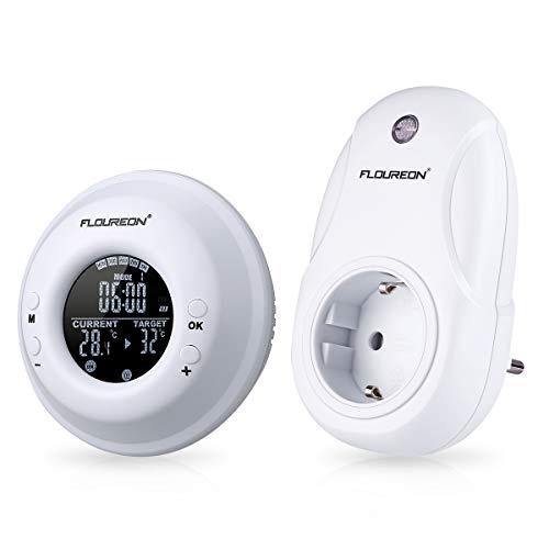 Floureon Wireless Thermostat / Heizkörperthermostat