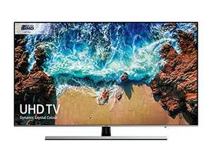 Samsung NU8009 123 cm (49 Zoll) LED Fernseher (Ultra HD, Twin Tuner, HDR Extreme, Smart TV) [Energieklasse A]