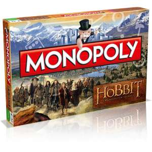 Monopoly - Hobbit Edition