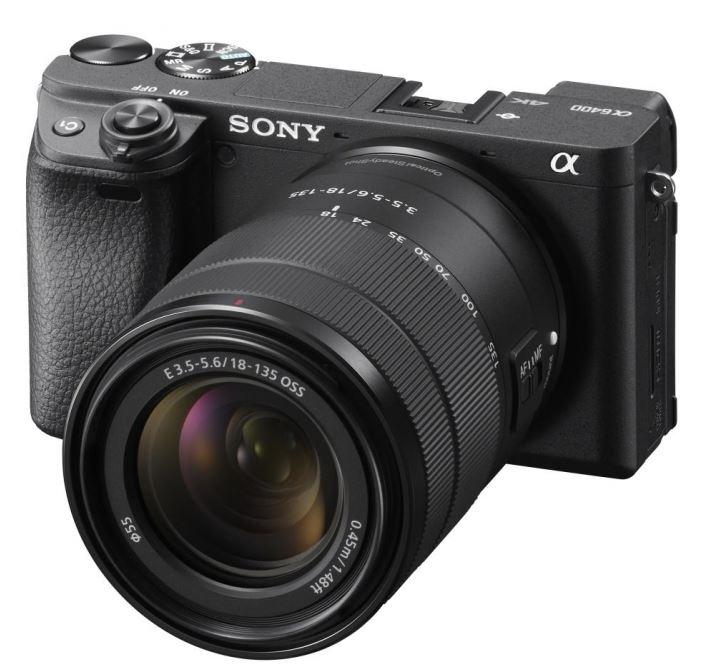 Sony A6400 + 18-135mm + 5 Jahre Sony Pannenschutz (bei Foto Erhardt / DE)
