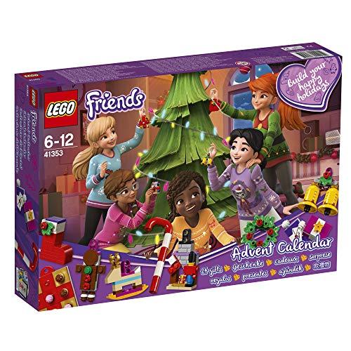 LEGO Friends 41353 Adventskalender mit Weihnachtsschmuck [Amazon]