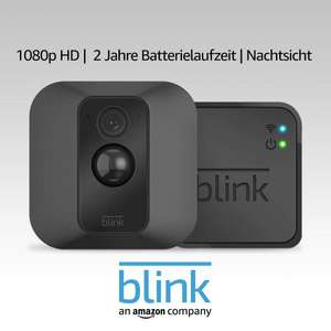 Blink XT Kamera zum Amazon Prime Day für 59,99