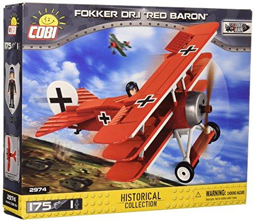 Fokker Dr.1 Red Baron (Cobi Historical Collection Great War 2974)