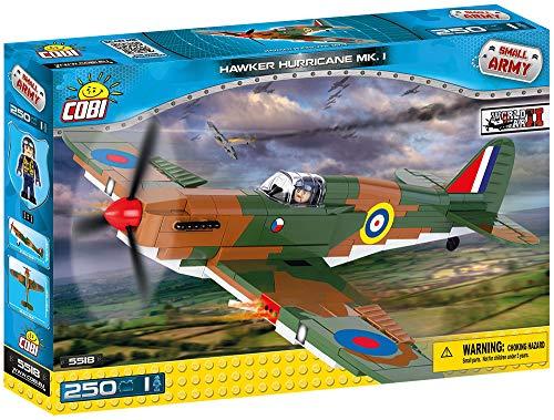Hawker Hurricane Mk I (Cobi Small Army 5518)