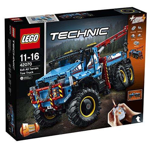LEGO Technic - Allrad-Abschleppwagen (42070)