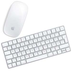 Magic Mouse 2 + Magic Keyboard