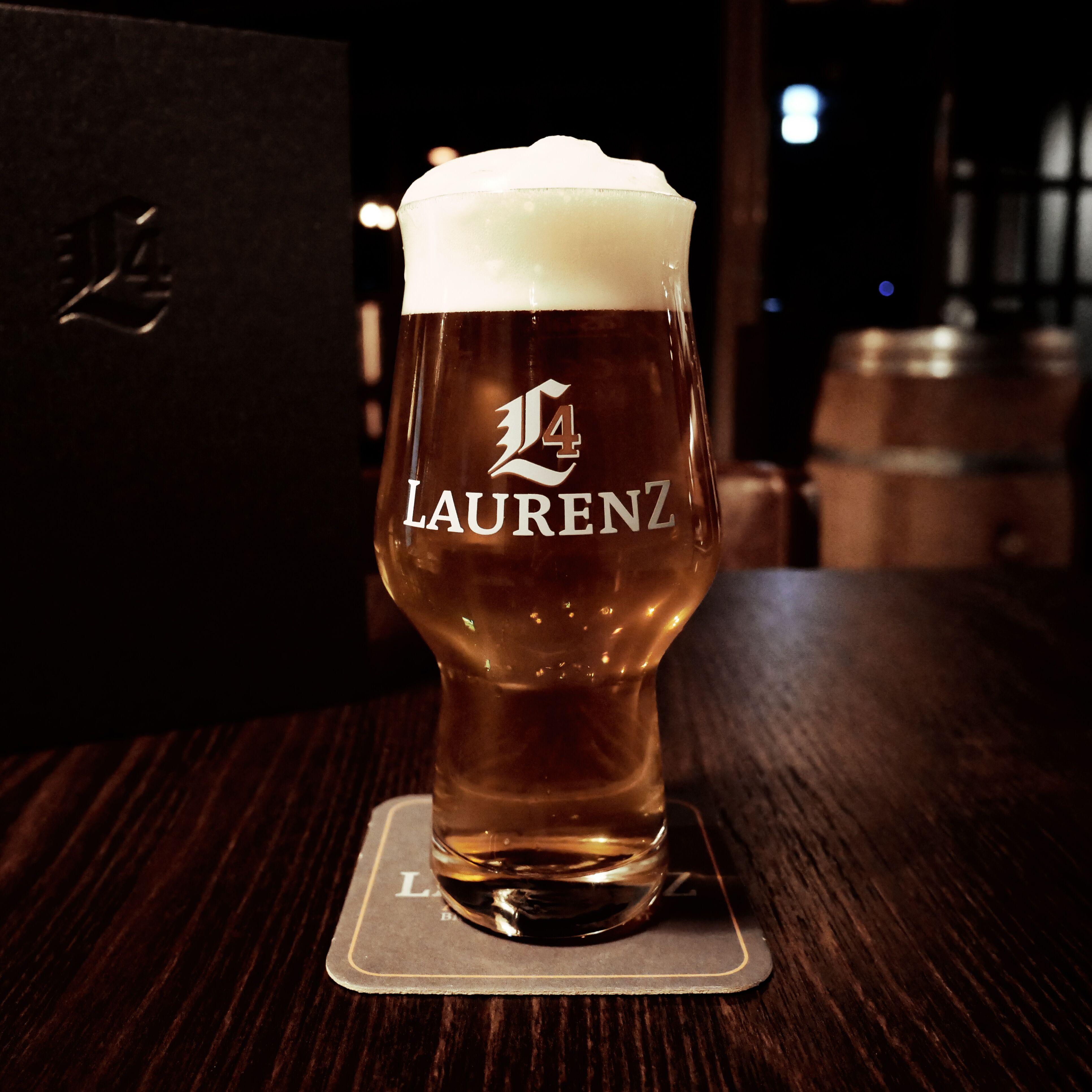 1+1 Gratis Bier im Laurenz, 1050 Wien (Mo-Sa 17:00 - 00:00 bis 15.07.2019)