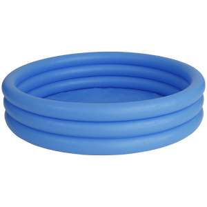 Intex 3-Ring Pool Crystal Blue Planschbecken (58446NP)