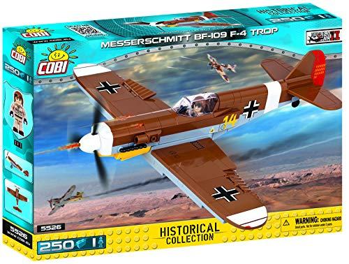 Messerschmitt Bf 109 F-4 Trop (Cobi 5526)