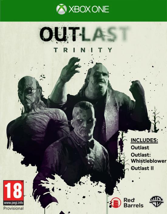 Xbox One Outlast Trinity um €5,-- statt €24,07,-- bei Gamestop