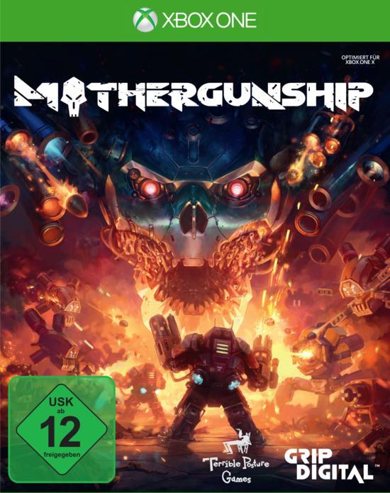 Mothergunship Xbox One bei Gamestop um 3,99€ statt 22,64€