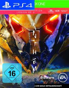 Anthem - Legion of Dawn Edition [PS4/XBOX]