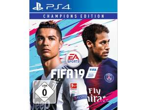 EA Sports FIFA Football 19 - Champions Edition [PS4]