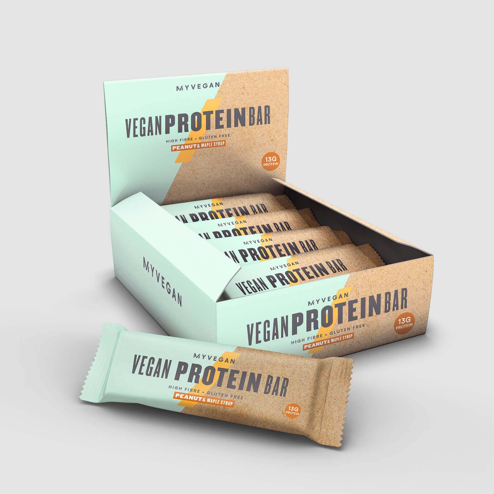Restposten bei MyProtein: z.B. 18x 50g Vegan Protein Bars + Proberiegel Vegan Carb Crusher für 10,30€ inkl. Versand