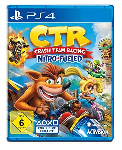 Crash Team Racing: Nitro-Fueled (PS4)
