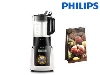 Philips HR2098/30 Standmixer mit Kochfunktion